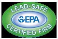 EPA, lead-safe certified firm